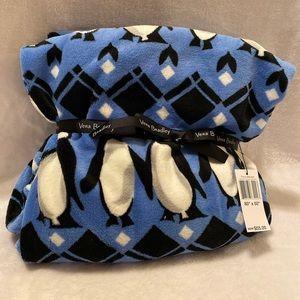 Vera Bradley Penguin Blanket